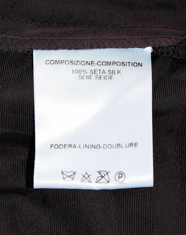 That Rare & Iconic Tom Ford Gucci FW 2002 Silk Kimono Jacket, Pants & Obi! 42 9
