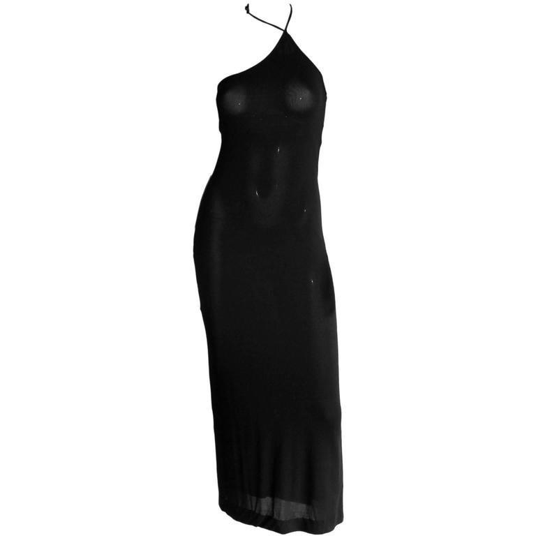 Gucci maxi dress sale