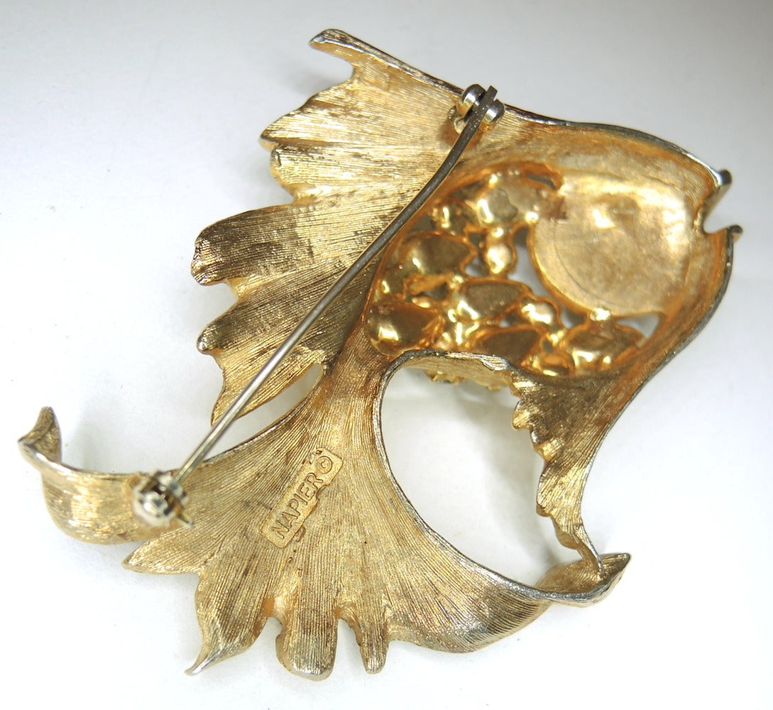 Vintage Napier Fish Pin