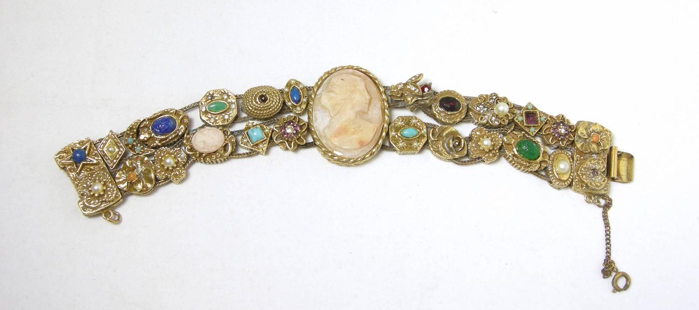 Vintage Slide Bracelets 112