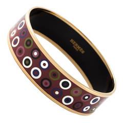 Hermès Multi Pattern Bracelet