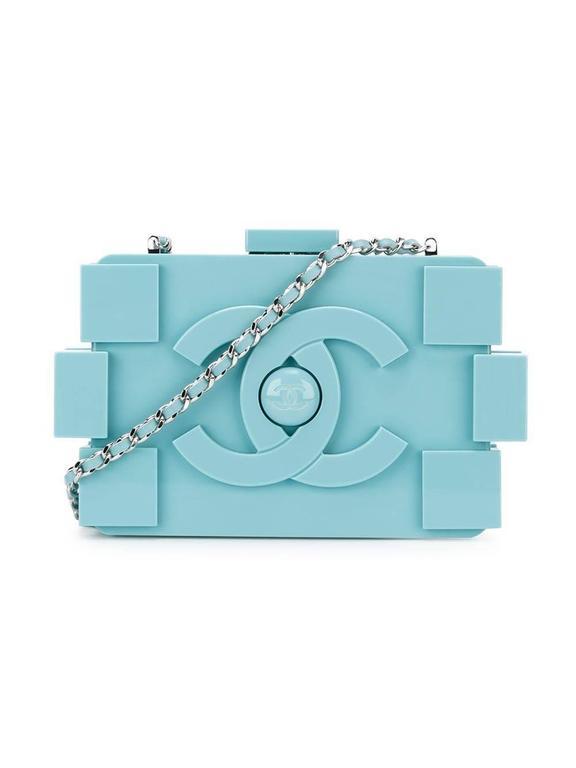 Chanel Boy Brick Clutch 5