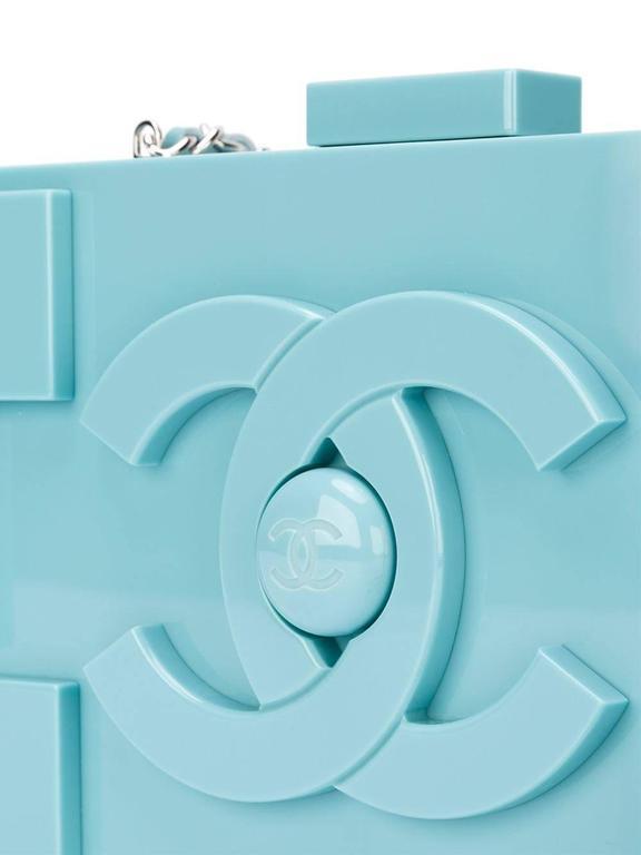 Chanel Boy Brick Clutch 3