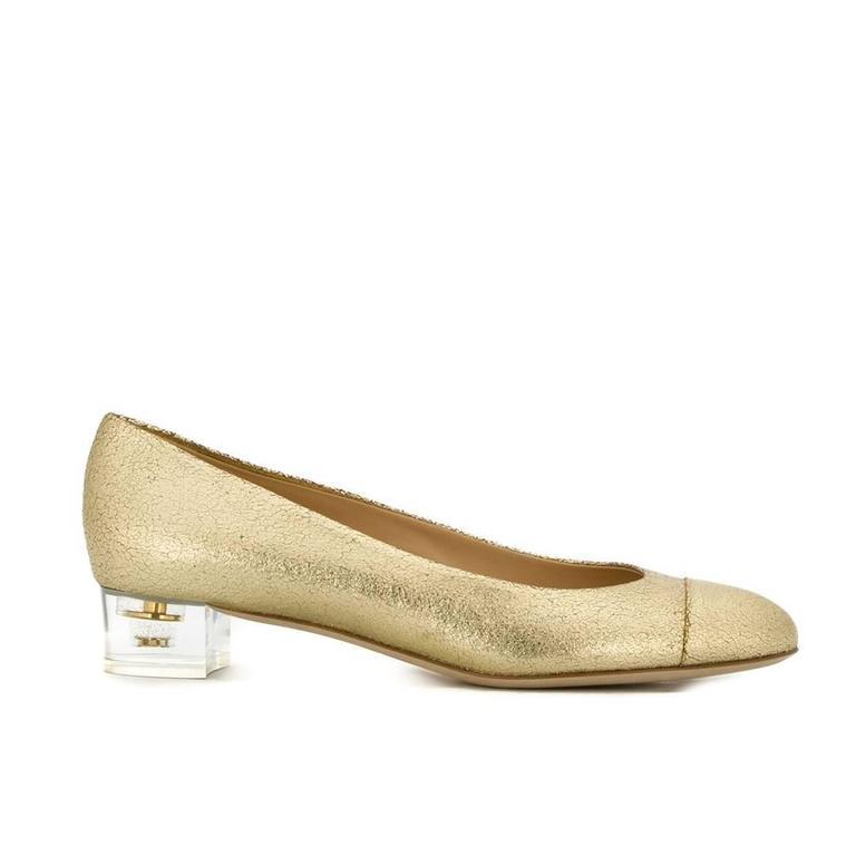 Chanel Transparent Heel Pumps 1