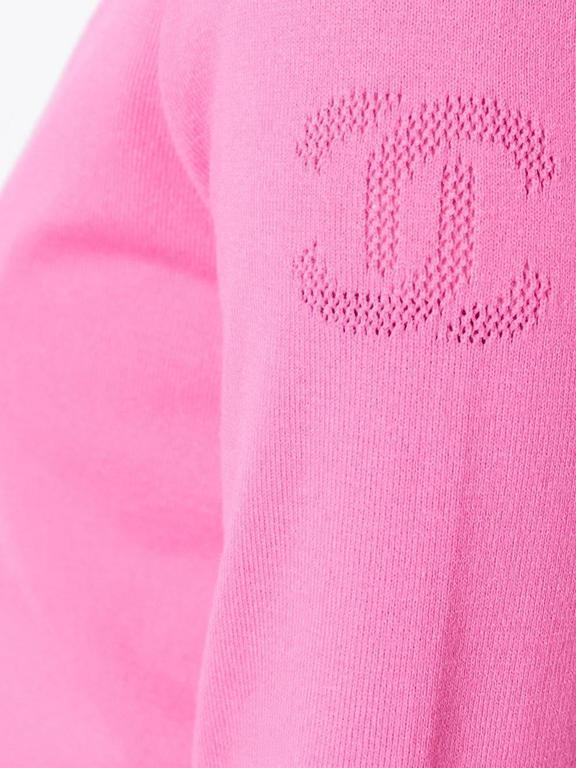 Chanel Zipped Cardigan 2