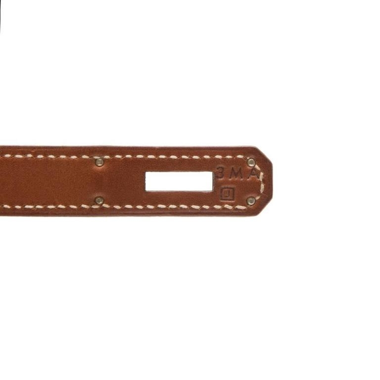 Hermes HAC Toile 35cm Birkin 6