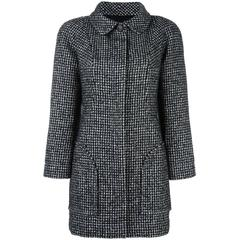 Chanel Herringbone Coat