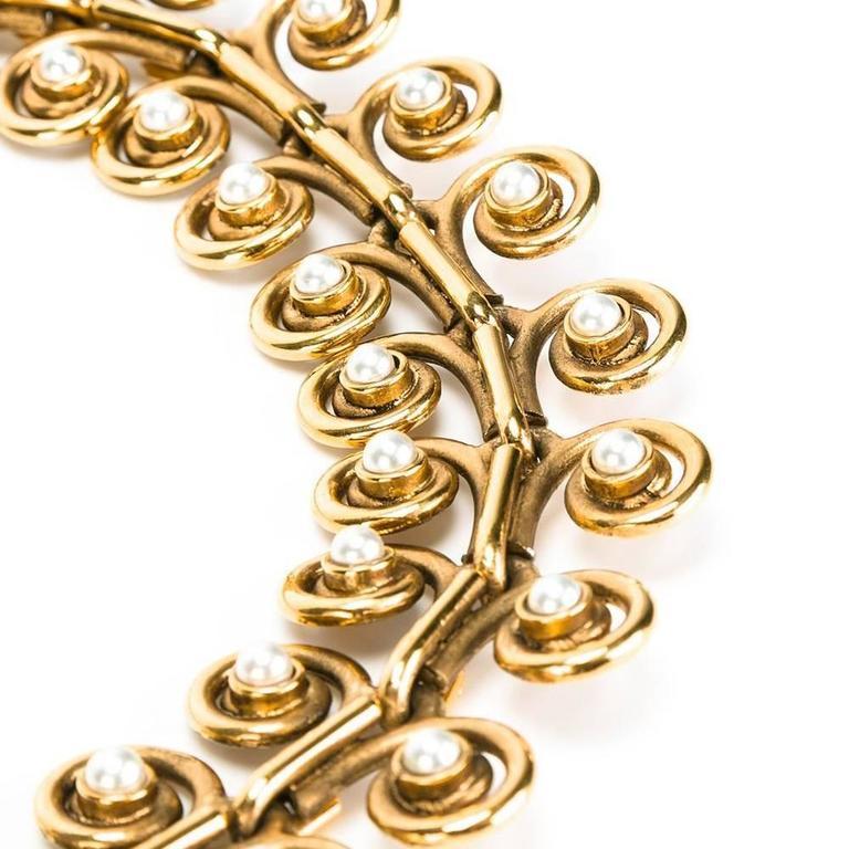 Chanel Spiral Belt 2