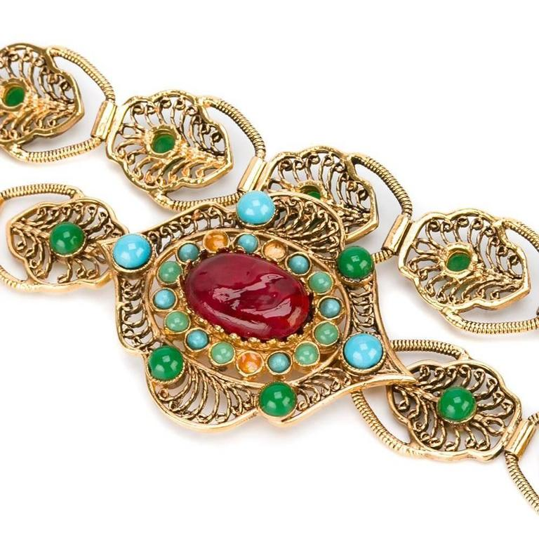 Chanel Medallion Belt 2