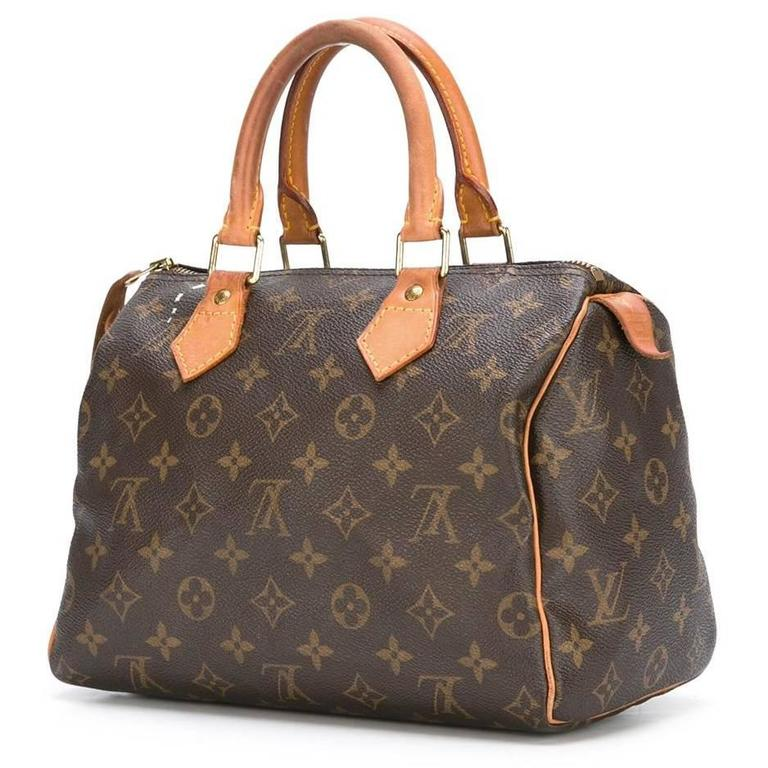 Louis Vuitton Speedy Tote In Excellent Condition For Sale In London, GB
