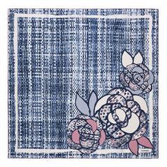 Chanel Silk Scarf