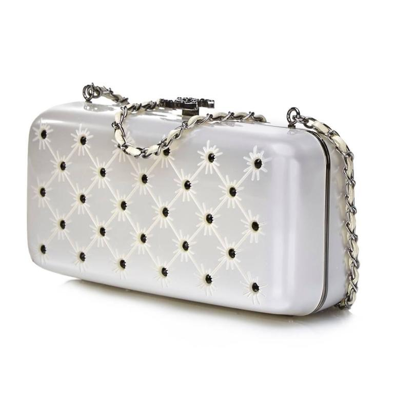 Chanel Crystal-Encrusted Minaudiere 2