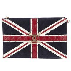 Chanel Vintage Union Jack Bag
