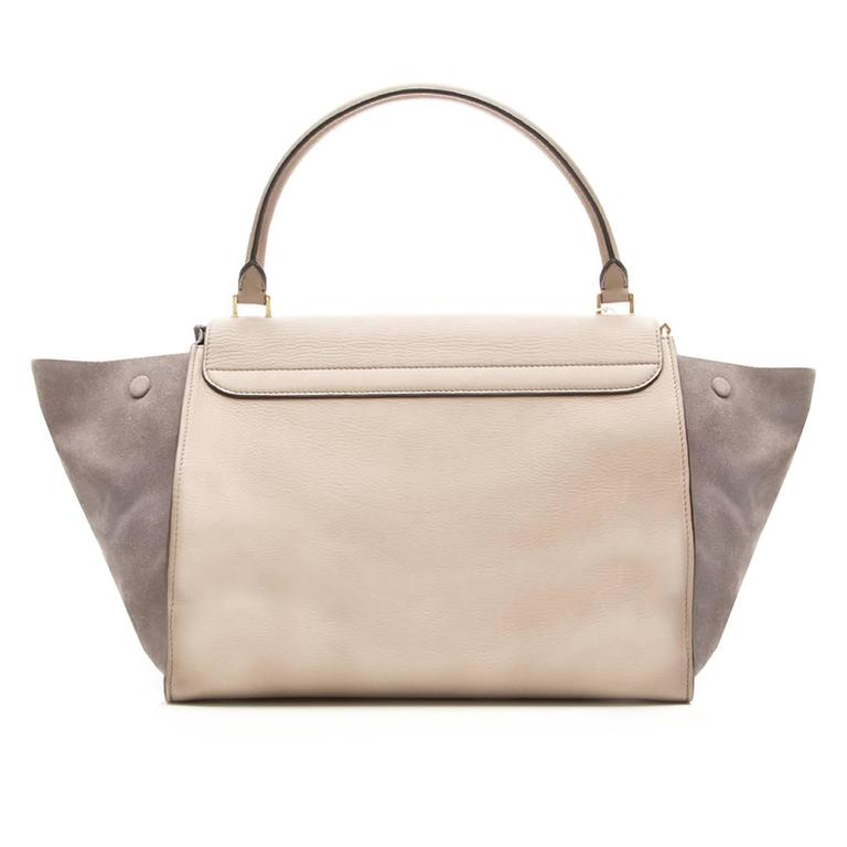 Celine Medium Trapeze Tote Bag 3