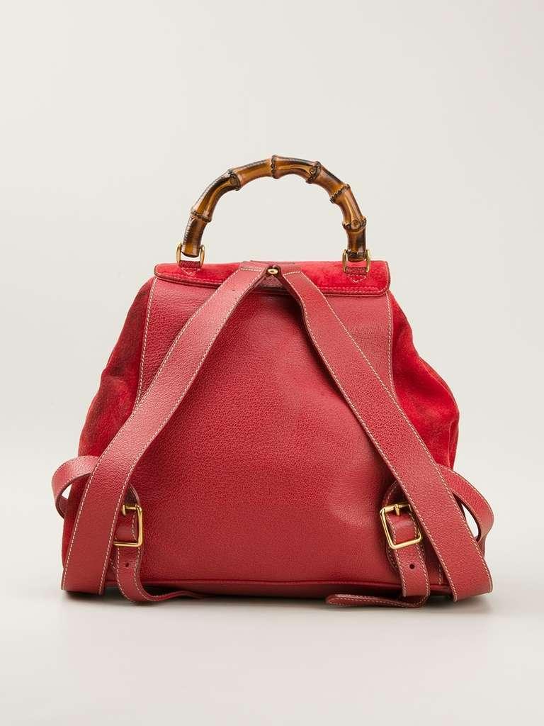 Gucci Vintage Backpack 3