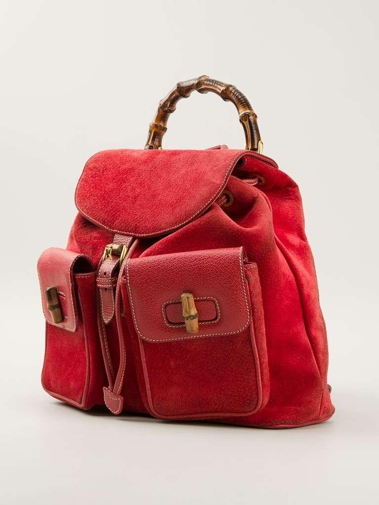 Gucci Vintage Backpack 4