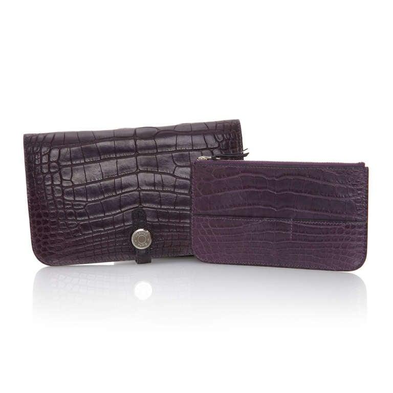 hermes inspired bag - Hermes Crocodile Wallet | SKEMA Libraries