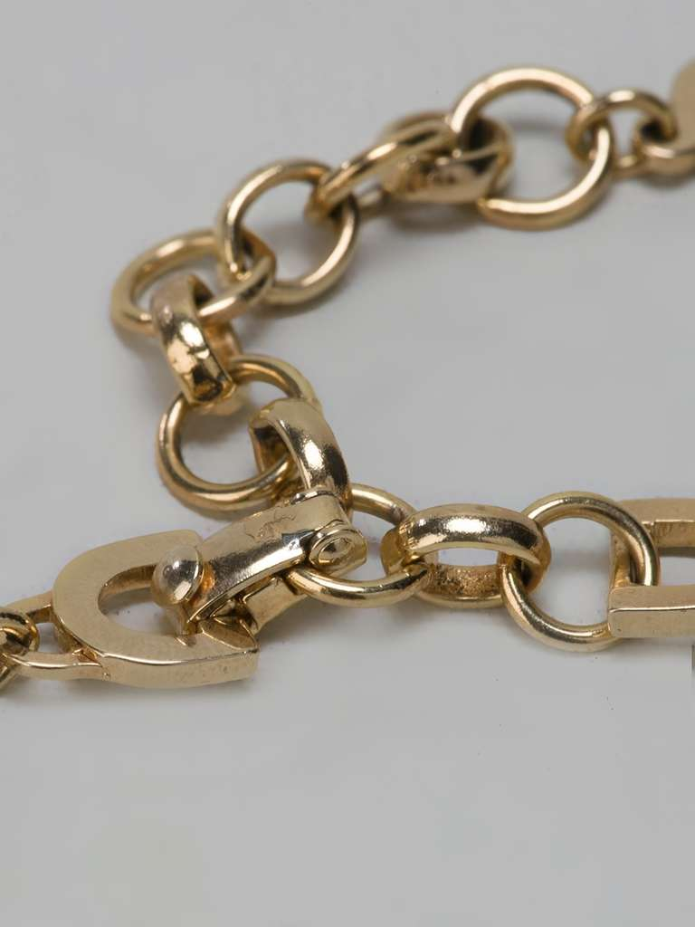 Christian Dior Vintage Chain Neckace 3
