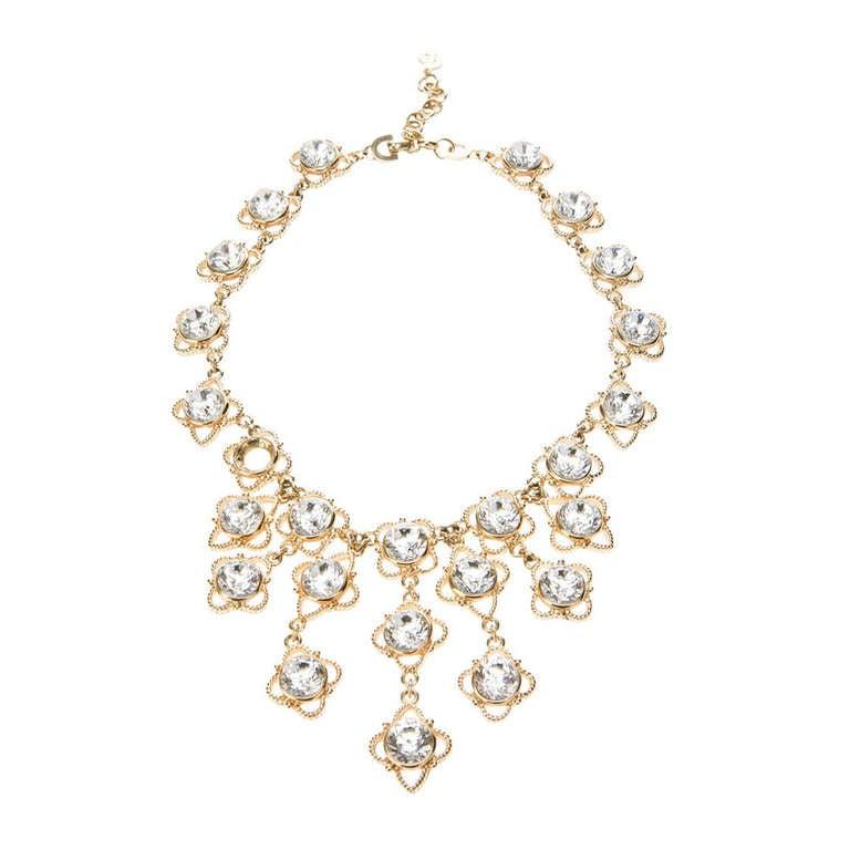 Christian Dior Vintage Chain Neckace 1