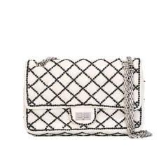 Chanel Sequined Flap Shoulder Bag