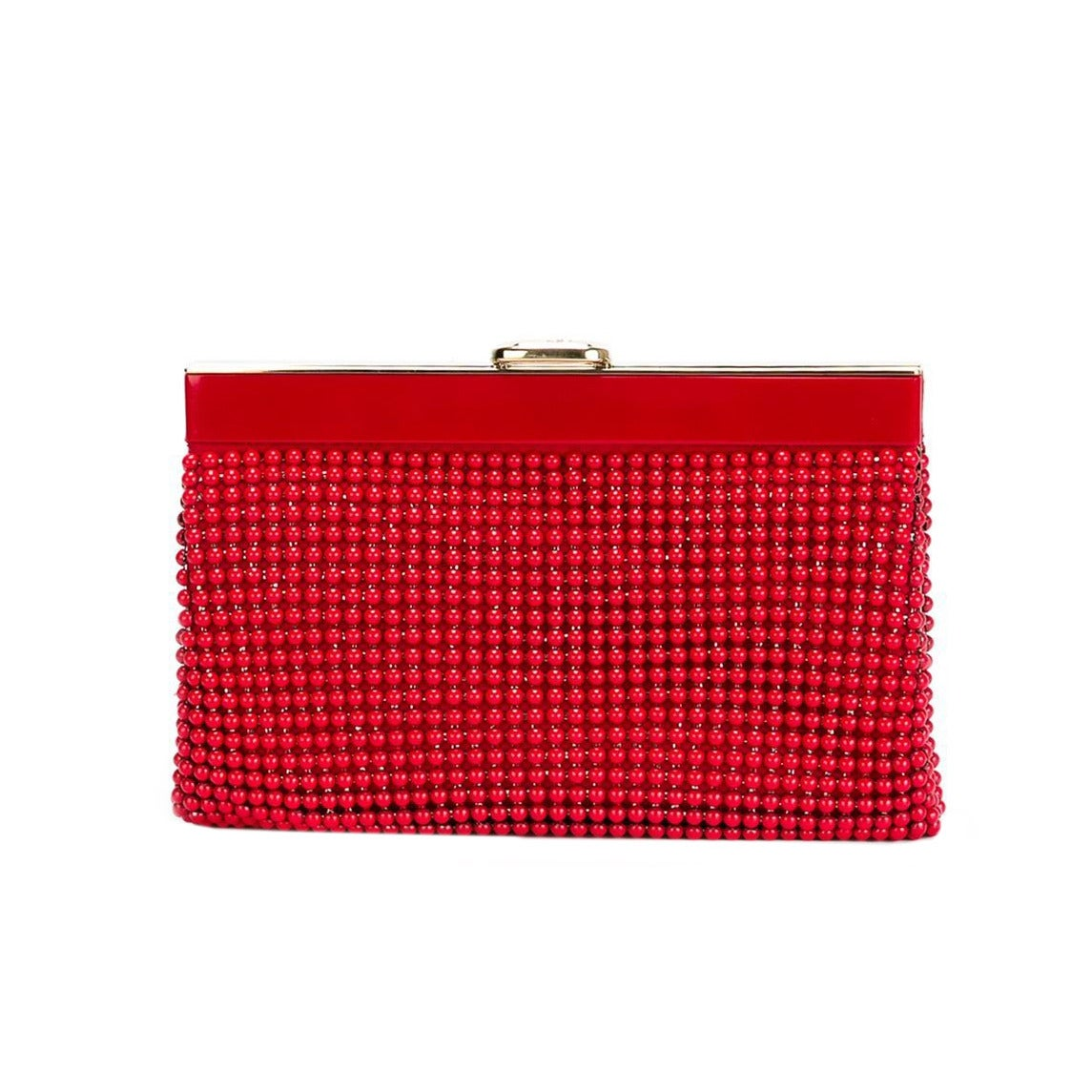Roger Vivier Beaded Clutch For Sale
