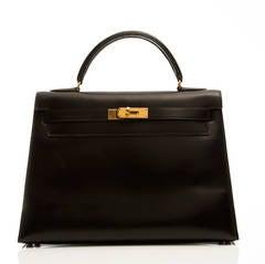 Hermes Vintage Kelly Handbag 32cm