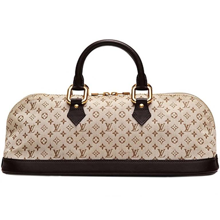 Louis Vuitton Monogram Canvas Bag 1