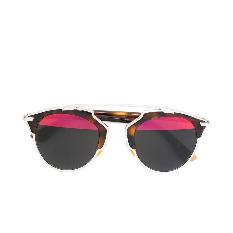 Christian Dior Top Bar Sunglasses For Sale