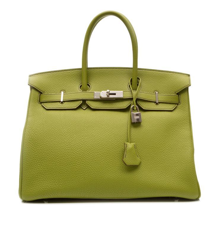 Hermes Green Birkin For Sale 5