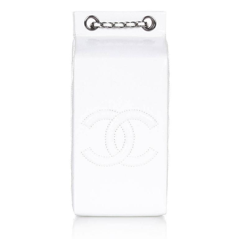 Chanel Lait de Coco Bag 2
