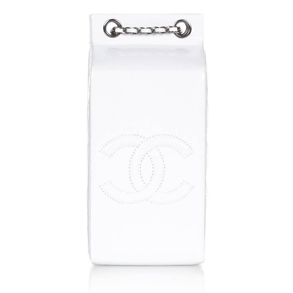 0f07b325d0f3 Chanel Lait de Coco Bag For Sale at 1stdibs