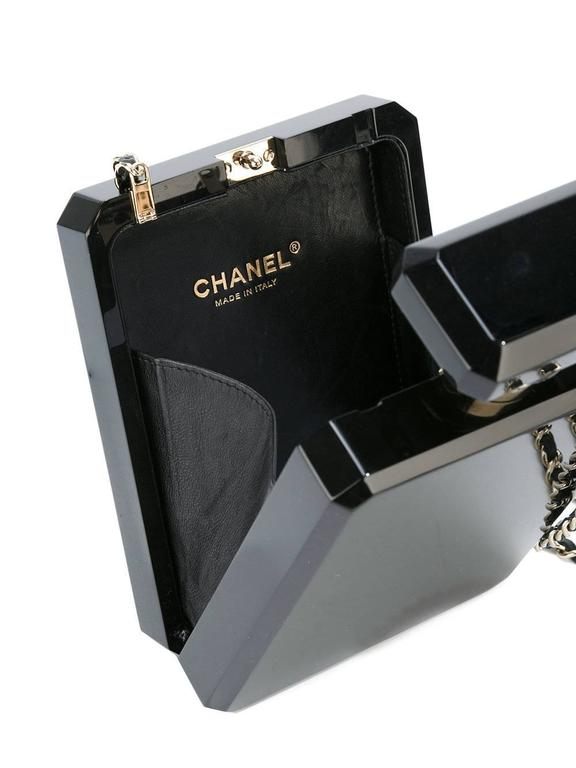Chanel No5 Perfume Bottle Bag In Excellent Condition For Sale In London, GB