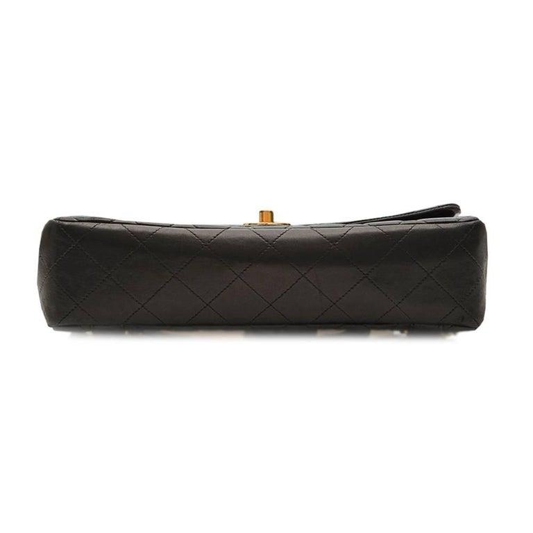 Chanel Black 2.55 Backpack For Sale 1