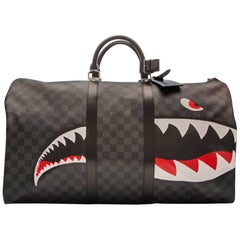 Louis Vuitton Customised Keepall