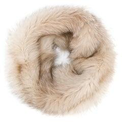 Christian Dior Fur Scarf