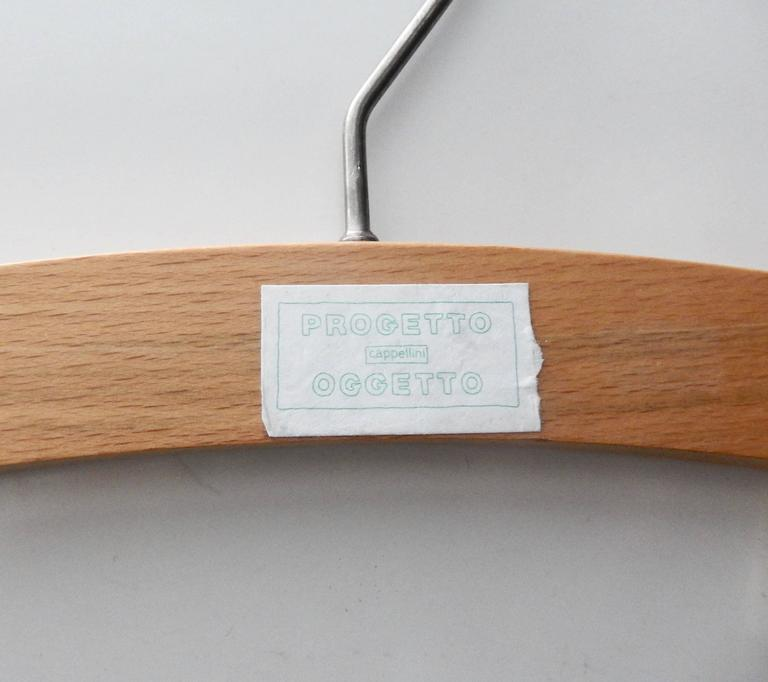 1990s Konstantin Grcic Clothes Hanger/Brush for Progetto Oggetto/Cappellini 5