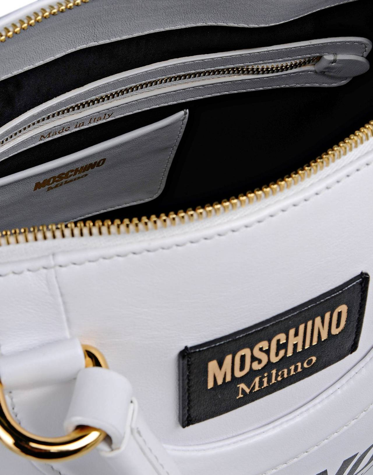 Moschino Milano Bag New Moschino Purse Bag