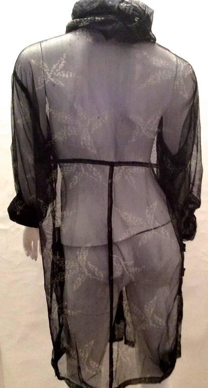 Fendi Runway Mesh Jacket 2