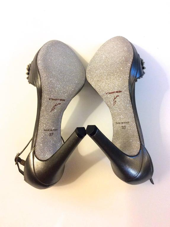 Fabulous Rene Caovilla High Heels Size 37 For Sale At