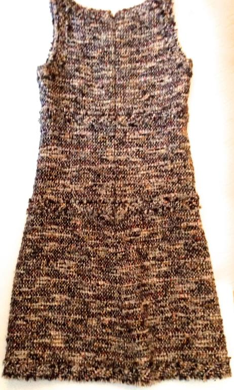Chanel Dress - Marvelous Boucle - Size 38 3