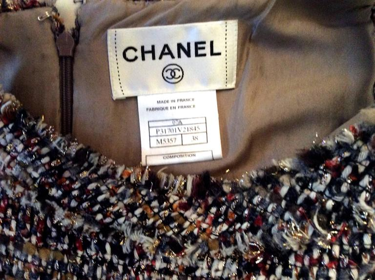 Chanel Dress - Marvelous Boucle - Size 38 2