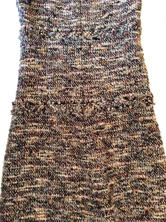Chanel Dress - Marvelous Boucle - Size 38 6