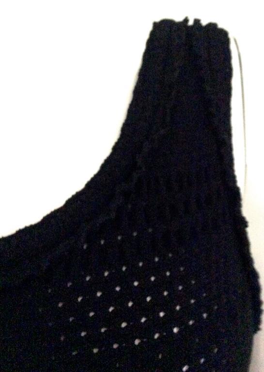 Women's Chanel Black Dress - Size 40  For Sale