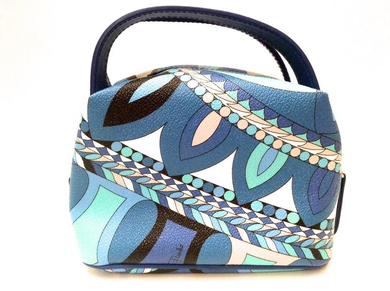 New Emilio Pucci Mini Handbag 6