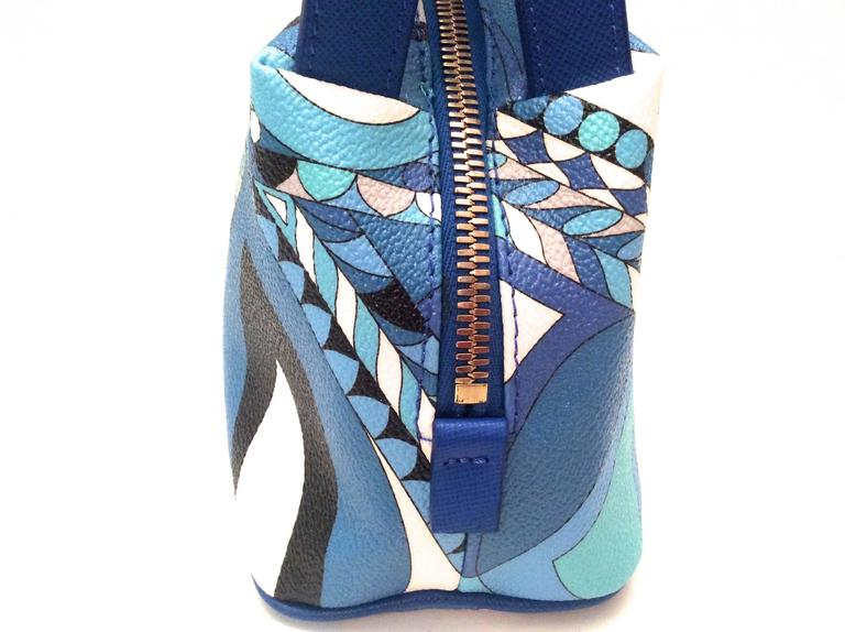 New Emilio Pucci Mini Handbag 7