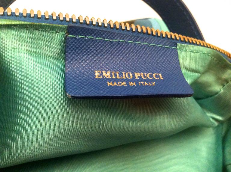New Emilio Pucci Mini Handbag 9
