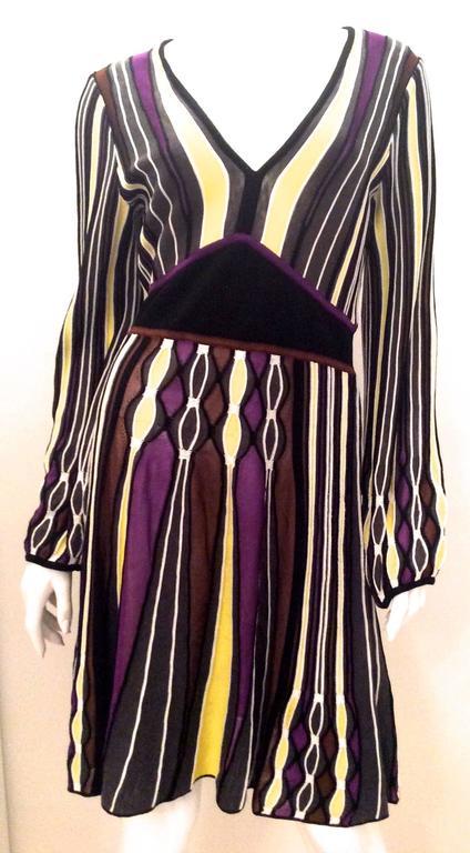 Women's Fabulous Missoni Dress For Sale