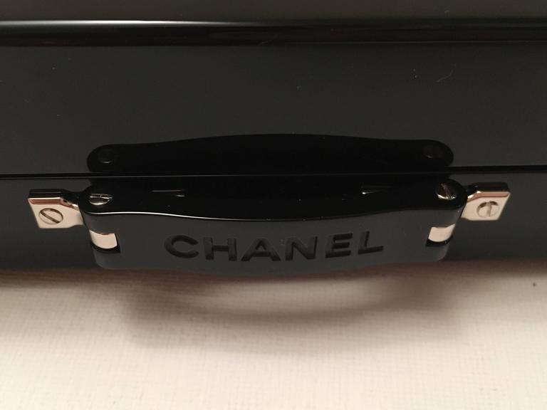 Rare Chanel Runway Purse - Carry-on Bag - Airline Collection 2016 4
