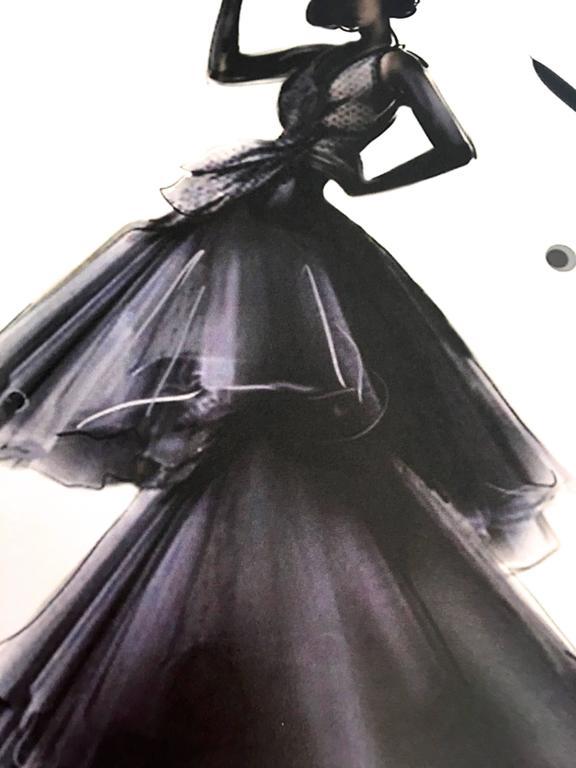 Christian Dior Vintage Ad Print 5