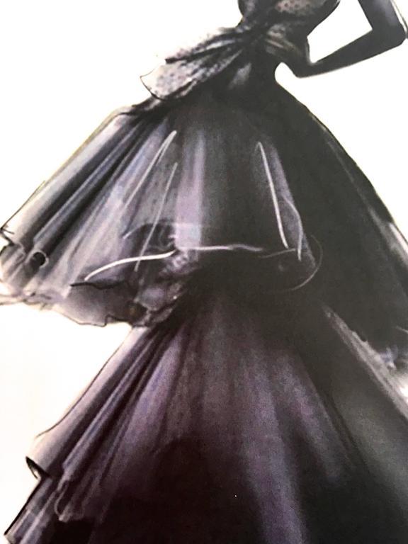 Christian Dior Vintage Ad Print 6
